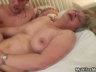 His wife finds him banging mother-in-l...