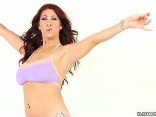 Tiffany mynx s nuostabus šikna driven desperately ištvirkęs