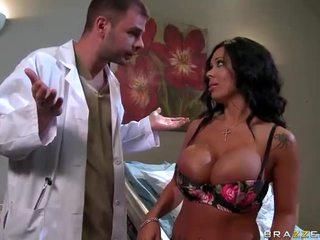 Sienna west gets ji sexy prdel examined podle lékař