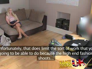 blondes, audition, britannique