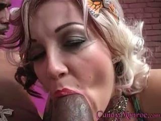 Candy Monroe Hot Sweetheart Peel The B...