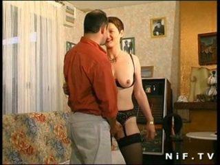 francés, milfs, anal