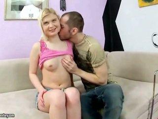 Cute Teen Having Her A Hole Rammed