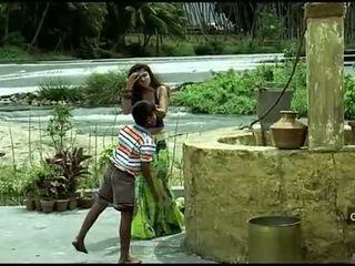 Nayanthara karštas navel ir krūtys rinkinys