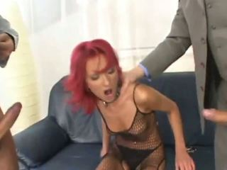 Angela winter dp trekant, gratis anal hd porno f0