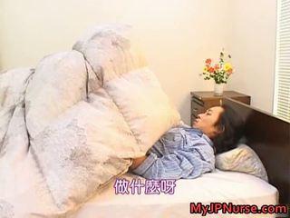Bunko kanazawa erotis asia perawat teaches
