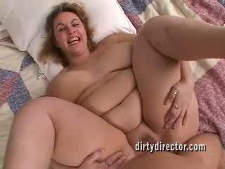 porno, grande, spesso
