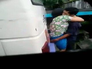Myanmar espion cam couple