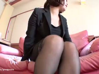 Farting Japanese amateur with big butt English Subtitles HD