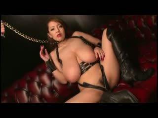 Hitomi tanaka - japonská velký ňadra!