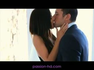 Johnny castle - passion-hd fiatal swingers sharing a tréfa