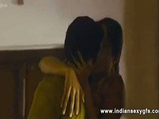 Indian Bollywood Actress Freida Pinto Sex Scene in Movie - indiansexygfs.com