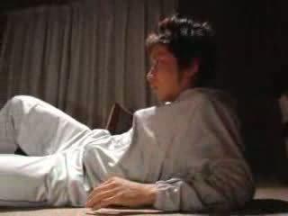 Japonesa chico fucks su paso madre vídeo
