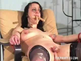 slut, messy, bizarre
