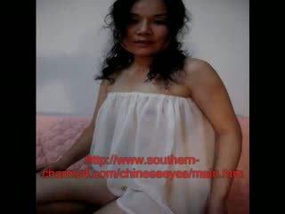 中国の 結婚した 妻 で ランジェリー
