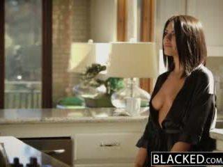 Blacked bruneta adriana chechik takes trio na bbcs