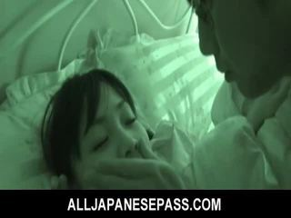 Sleeping Angel Hikaru Momose Has Surprise Fucking