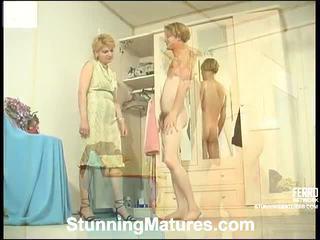 ChrisTina And Tobias Kinky Mama Inside Action