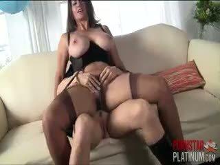 brunette ideal, all reality, pornstar best