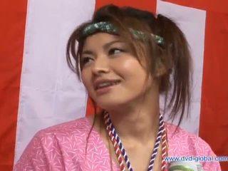 Yuzuru Japaneseasian beauty is talking...