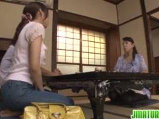 japán, nyalás, tapintás