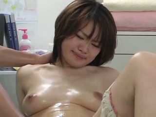 Surprising orgasme pendant massage partie 2