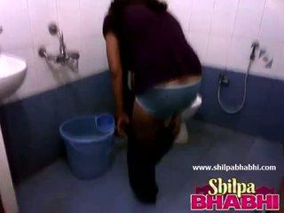 印度人 家庭主婦 shilpa bhabhi 熱 淋浴 - shilpabhabhi.com