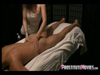 Caldi massaggio con felice ending