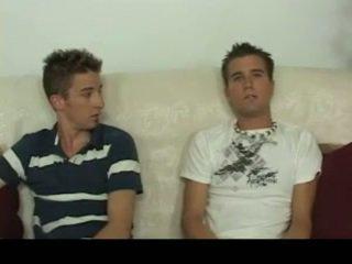 Aiden & sean having homosexual sexe sur la sofa homosexual porno 4 par gotbroke