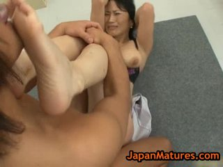 Natsumi kitahara acquires screwed greu