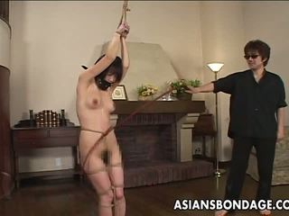 Living Room Body Whipping for the Tied up Bitch: Porn 33