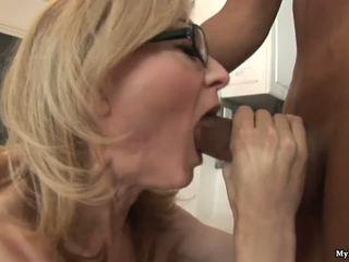 Nina hartley gets atos handled by two mesum ireng sytuds