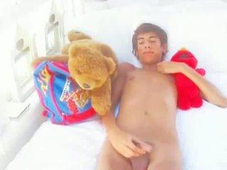 Gay sexo webcam facultad 18yo guy wanks