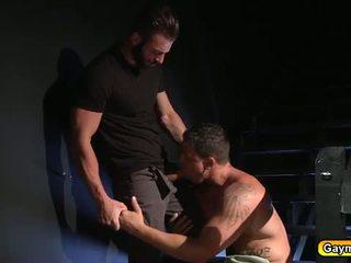 Gay maestro fucks il tw-nk in il culo