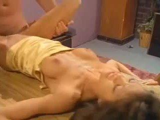 Σέξι hottie kobe tai gets πατήσαμε σκληρά με σκληρά καβλί!
