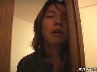 Japanisch teen gets dreckig im die bath uncensored