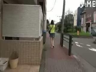 japonés, corrida, culo