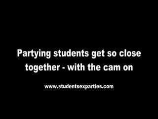 Blanda av kön parten videor av studenten kön parties