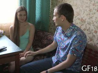oral seks, kız arkadaş, rus