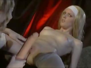 blondínky, lesbičky, análny