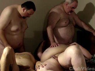 Chubby Bear Orgy