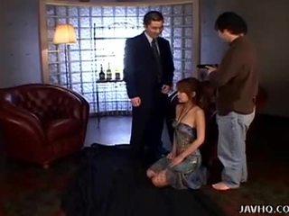 Jepang rumaja titing and ngisep two cocks