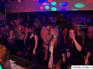 group sex, lányok, tánc