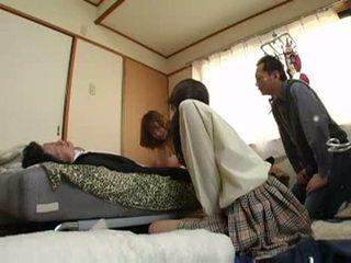 groepsex, japanse, pussyfucking