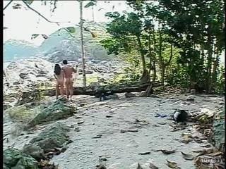 Секс на the пляж - сцена 2