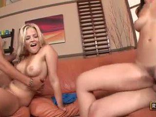 امرأة سمراء, الجنس عن طريق الفم, مجموعة الجنس