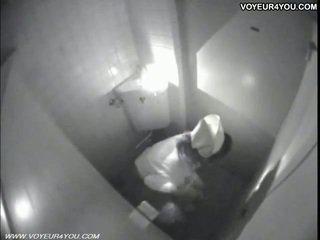 Masturbation vita toilette stanza