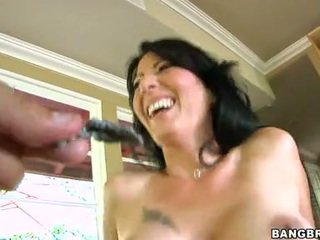 Alanah Rae Let Knobs Drill Her Wet Cra...
