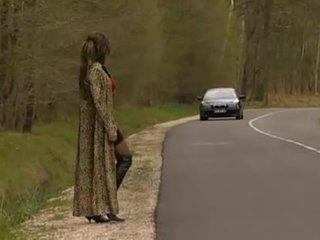 ranskalainen, ulko-, prostituoitu