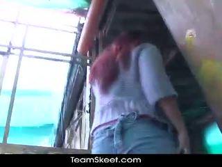 Oyeloca Evelyn Contreras amateur smalltits redhead